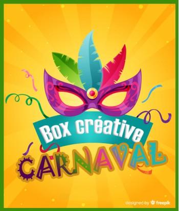 Box créative Carnaval &...