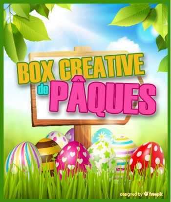 Box créative de Pâques