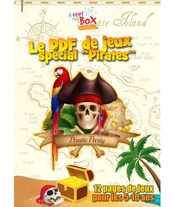 PDF sur le thème des Pirates