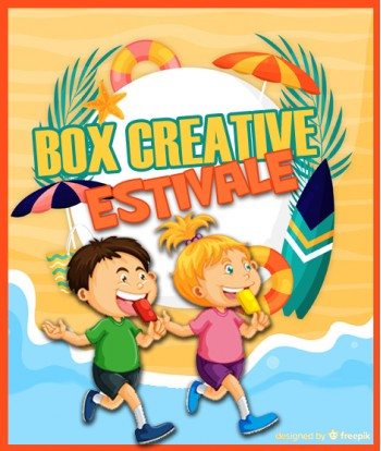La Box créative estivale