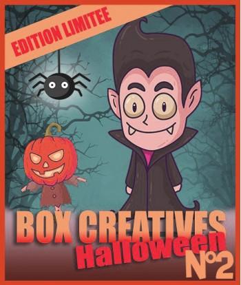 La Box créative Halloween N°2