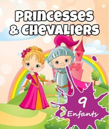 Box Princesses/Chevaliers 9...