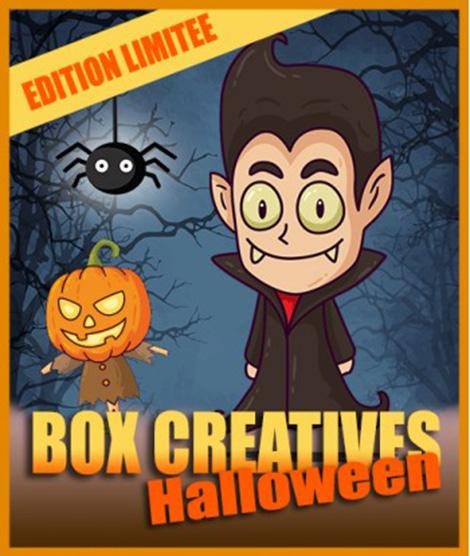 Box créative spécial Halloween